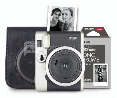 Fujifilm Instax Mini 90 black Retro Set