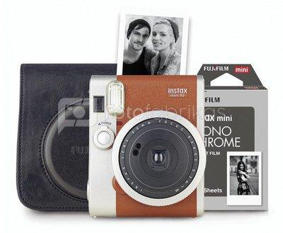 Fujifilm Instax mini 90 brown Retro-Set
