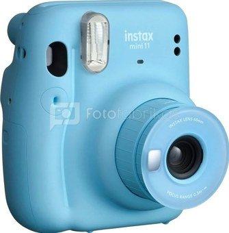 Momentinis fotoaparatas instax mini 11 Sky Blue