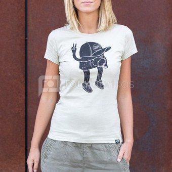 Mot. marškinėliai Cooph Camboy XS (smėlio)