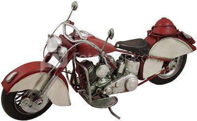 Motociklas retro 28x12.5x14,5 cm MR36