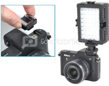 JJC MSA 5 Universal Shoe Adapter voor Nikon 1 V1