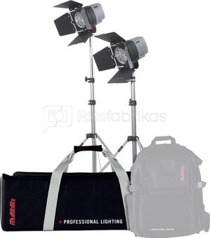 Multiblitz Pro X Kit PROXKIT-10/BAG