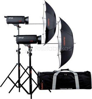 Multiblitz Profilux Plus 400 Essential Kit PLUSKIT 4