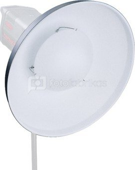 Multiblitz Softlite Reflector with Dome white COMWEW