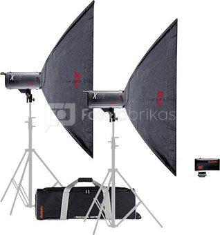 Multiblitz XLite Kit 2x500 WS XLITE-KIT