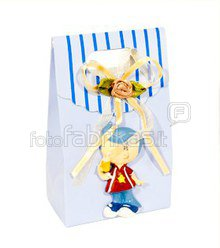 Music bag with childrens 7.5x5.3x12 cm
