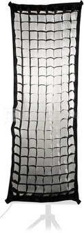 Nanlite Fabric Grid for Asymmetrical Stripbank Softbox 45*110CM