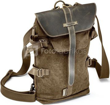 National Geographic Backpack/Sling Bag, brown (NG A4569)