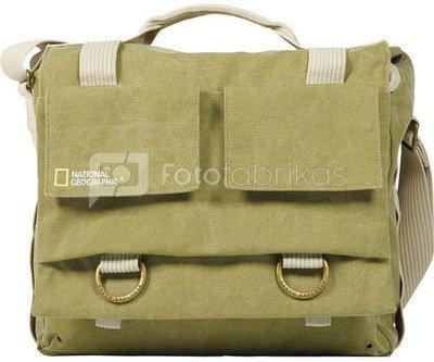 National Geographic Medium Messenger Bag, khaki (NG2476)