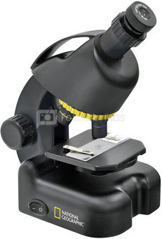 National Geographic Microscope incl. Smartphone Adapter
