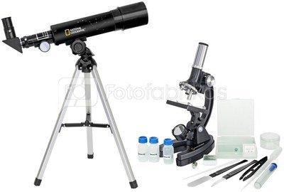 National Geographic Set (Teleskop / Mikroskop)