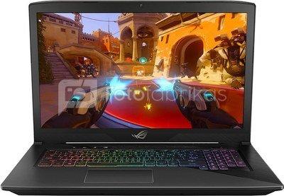 Nešiojamas kompiuteris ASUS Strix-GL703VD (Demo)