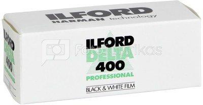 Fotojuosta Ilford 400 Delta prof. 120