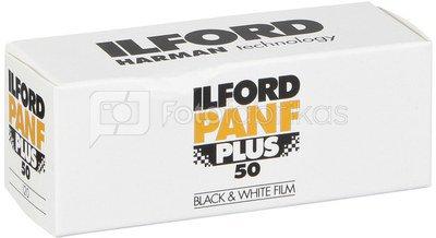 Fotojuosta Ilford Pan F Plus 120