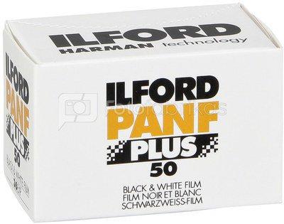 Fotojuosta Ilford Pan F Plus 135/36 kadrai