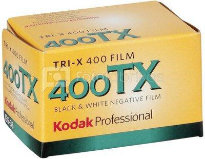 Fotojuosta Kodak Tri-X 400/135/36 kadrai