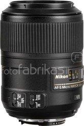 Nikon Nikkor 85mm F/3.5G AF-S DX Micro ED VR