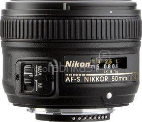 Nikon Nikkor 50mm F/1.8G AF-S