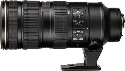 Nikon Nikkor 70-200mm F/2.8G IF-ED AF-S VR II