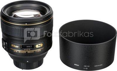 Nikon Nikkor 85mm F/1.4G AF-S