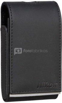 Nikon ALM2400BV Camera bag leather black
