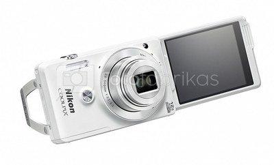 Nikon Coolpix S6900 Baltas (Demo)