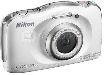 Nikon Coolpix W100 (baltas)