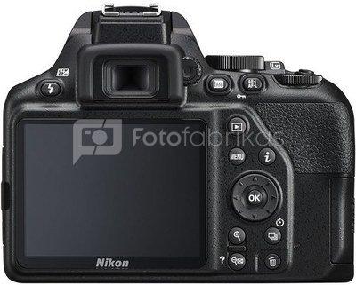 Nikon D3500 + 18-55mm + 70-300mm