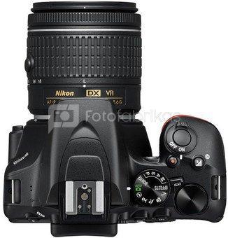Nikon D3500 + 18-55mm AF-P DX VR