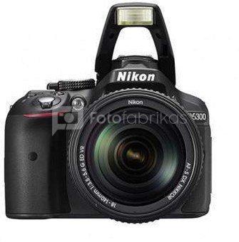 NIKON D5300 + 18-140mm (Demo)