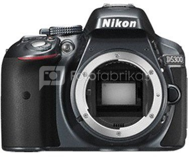 Nikon D5300 + 18-55mm AF-P VR