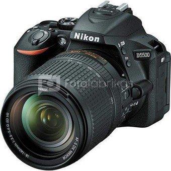 NIKON D5500 + 18-140mm (Demo)