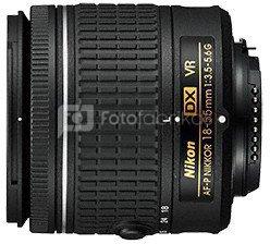 Nikon D5500 + 18-55mm AF-P VR