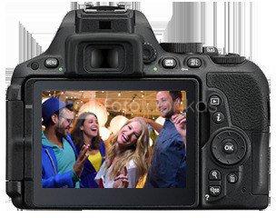 Nikon D5500 + 18-140mm f/3.5-5.6 VR