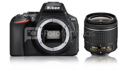 Nikon D5600 + 18-55mm AF-P VR