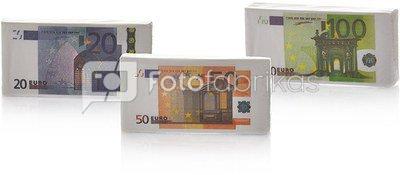 """Nosinaitės-servetėlės popierinės """"Euras"""" 871882700786, 871125251855"""
