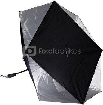 Novoflex Fotoschirm PATRON + Reflektorvorsätze OF-Event 2014