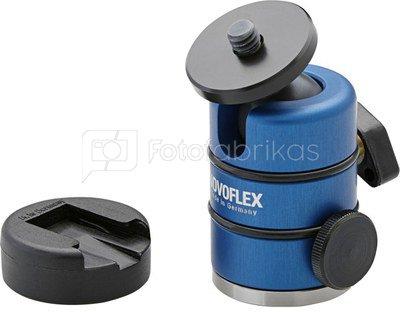 Novoflex Kugelneiger mit Aufla- geteller, sep. Drehfunktion
