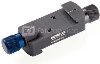 Novoflex Q=Mount Mini D quick release