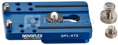 Novoflex Q=PLATE PL-AT 2 Clamping Plate