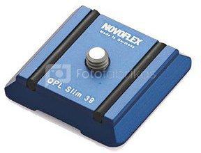 Novoflex QPL Slim 39 Camera Plate