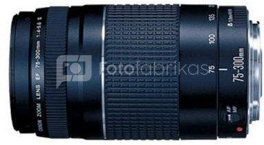 Canon 75-300mm F/4.0-5.6 EF DC III