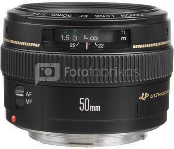 Canon 50mm F1.4 EF USM