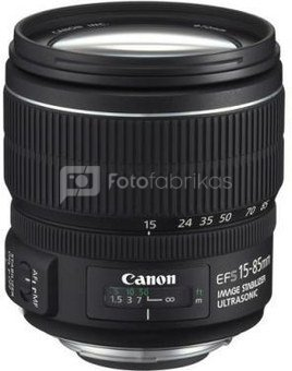 Canon 15-85mm F/3.5-5.6 EF-S IS USM