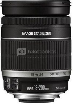 Canon 18-200mm F/3.5-5.6 EF-S IS