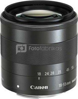 Canon 18-55mm F/3.5-5.6 EF-S IS STM (be dėžutės)