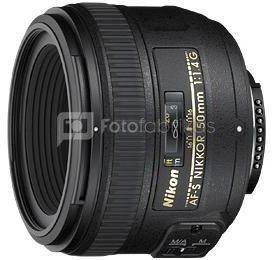 Nikon Nikkor 50mm F/1.4G AF-S