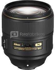 Nikon Nikkor 105mm F/1.4E AF-S ED