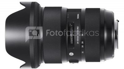 Sigma 24-35mm F2 DG HSM Art (Canon)